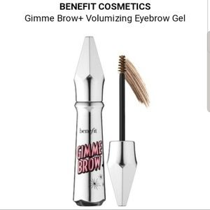 NEW Benefit Gimme Brow+ Volumizing Eyebrow Gel